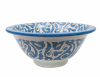 Moroccan Washbasin Sink Ceramic Wash Basin Hand Painted Blue 40 cm  15.7'' Free Waste Included SW710